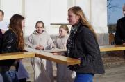 Lietuvos jaunimo dienų kryžius Molėtuose