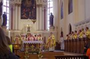 Kaišiadorių katedroje pašventinta Dievo Gailestingumo koplyčia