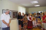 A. Stausko tapybos darbų paroda