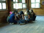 Šlovinimo stovykla Molėtuose