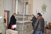 Šv. Antano altoriaus atnaujinimas