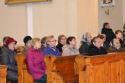 Dekanato Caritas narių rekolekcijos