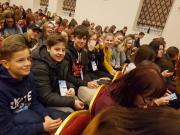Parapijos jaunimas Raudondvaryje