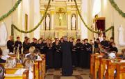 Londono Emanuelio koplyčios choro koncertas